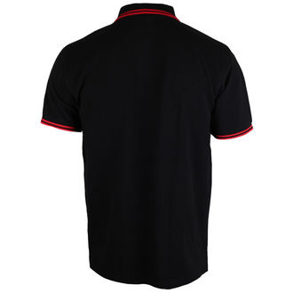 tričko pánské (polo) Rainbow - Logo - PLASTIC HEAD, PLASTIC HEAD, Rainbow