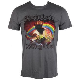 tričko pánské Rainbow - Rising Tour 76 - PLASTIC HEAD, PLASTIC HEAD, Rainbow