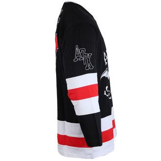 tričko pánské s 3/4 rukávem (dres) Avenged Sevenfold - RED 7 - BRAVADO