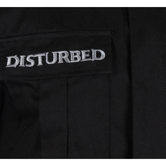 bunda pánská Disturbed - YER MILITARY - BRAVADO