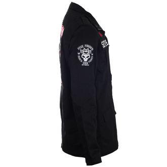 bunda pánská Five Finger Death Punch - MILITARY - BRAVADO