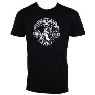 tričko pánské Johnny Ramone - BRAVADO, BRAVADO, Ramones