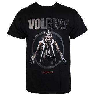 tričko pánské Volbeat - RED KING-BLACK - BRAVADO, BRAVADO, Volbeat