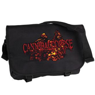 taška Cannibal Corpse - Pile Of Skulls - PLASTIC HEAD, PLASTIC HEAD, Cannibal Corpse