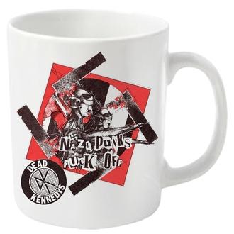 hrnek Dead Kennedys - Nazi Punks - PLASTIC HEAD - PHMUG224