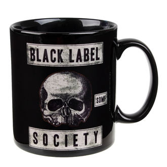 hrnek Black Label Society - Trooper - PLASTIC HEAD, PLASTIC HEAD, Black Label Society