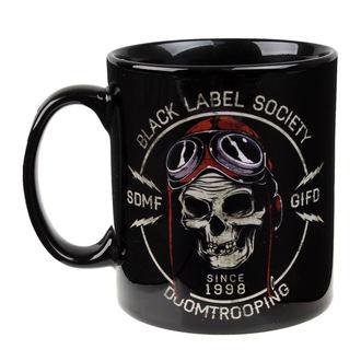 hrnek Black Label Society - Trooper - PLASTIC HEAD, PLASTIC HEAD, Black Label Society