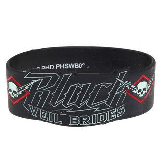 náramek gumový Black Veil Brides - High Voltage - PLASTIC HEAD - PHSWB036