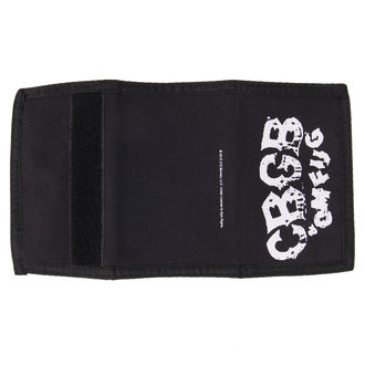 peněženka CBGB - Logo - PLASTIC HEAD, PLASTIC HEAD