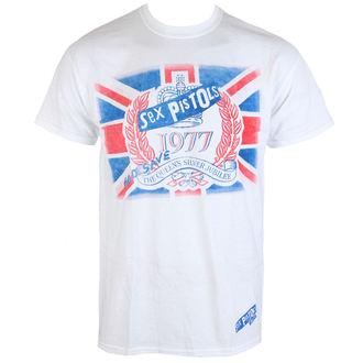 tričko pánské Sex Pistols - Silver Jubilee - PLASTIC HEAD, PLASTIC HEAD, Sex Pistols