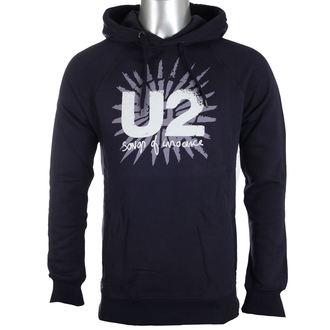 mikina pánská U2 - Songs Of Innocence - PLASTIC HEAD, PLASTIC HEAD, U2