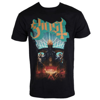tričko pánské Ghost - Meliora - PLASTIC HEAD - PH10201