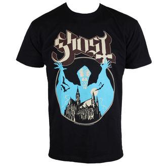 tričko pánské Ghost - Opus Eponymous - PLASTIC HEAD - PH10202