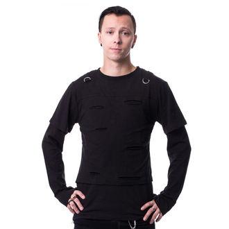 tričko pánské VIXXSIN - JUNCTION - BLACK, VIXXSIN