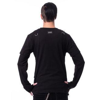 tričko pánské VIXXSIN - JUNCTION - BLACK - POI152