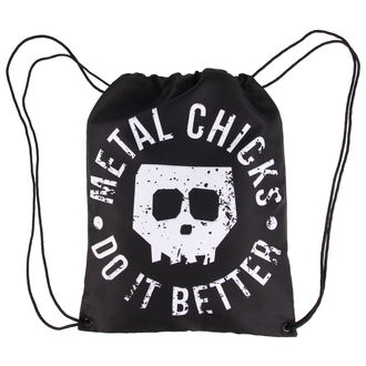 vak METAL CHICKS DO IT BETTER - Skull, METAL CHICKS DO IT BETTER