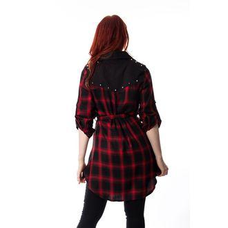 šaty dámské HEARTLESS - EMILY - RED