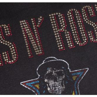 tričko pánské Guns N' Roses - CLASSIC DIAMANTE - AMPLIFIED