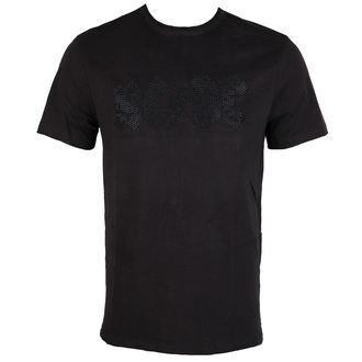 tričko pánské AC/DC - CLASSIC LOGO CHARCOAL BLACK - AMPLIFIED, AMPLIFIED, AC-DC