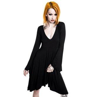 šaty dámské KILLSTAR - Nocturne Fallen Angel