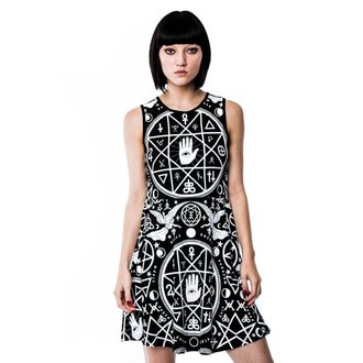 šaty dámské KILLSTAR - Cult Skater - KIL435