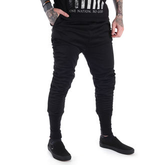 kalhoty (tepláky - unisex) KILLSTAR - Perforated, KILLSTAR