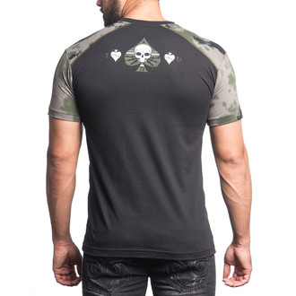 tričko pánské AFFLICTION - Ace Lightning