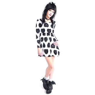 šaty dámské IRON FIST - Bitter - IFW004831_White