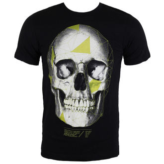 tričko pánské IRON FIST - Black, IRON FIST