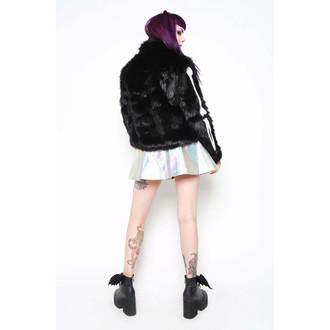 bunda dámská IRON FIST - Bone In Fur