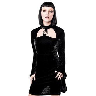 šaty dámské KILLSTAR - Ziva Velvet, KILLSTAR