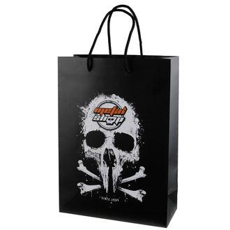 taška dárková (malá) METALSHOP - One Metal, One Shop, METALSHOP