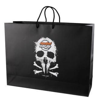 taška dárková (velká) METALSHOP - One Metal, One Shop, METALSHOP
