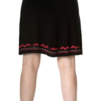 šaty dámské s dlouhým rukávem BANNED