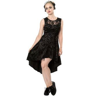 šaty dámské BANNED - DR5207R/BLK