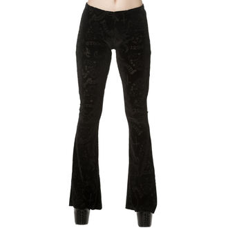 kalhoty dámské (leginy) BANNED - TR4068R/BLK