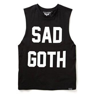 tílko (unisex) KILLSTAR - Sad Goth