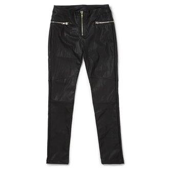 kalhoty dámské KILLSTAR - Rexed Out Cigarette - K-BTM-F-2116