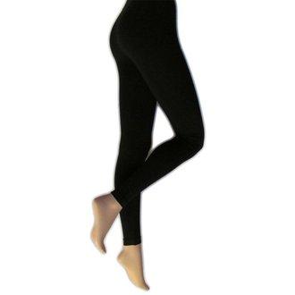 kalhoty dámské (leginy) LEGWEAR - everyday - black, LEGWEAR