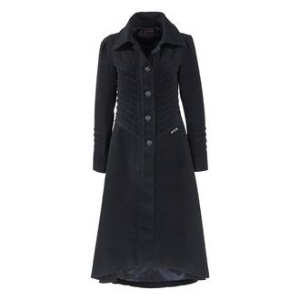 kabát dámský QUEEN OF DARKNESS - Decorative Stitching