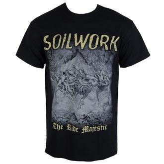 tričko pánské Soilwork - THE RIDE MAJESTIC - RAZAMATAZ, RAZAMATAZ, SoilWork