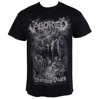 tričko pánské Aborted - WORSHIP DEATH - RAZAMATAZ