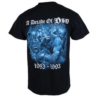 tričko pánské Dio - A DECADE OF DIO - RAZAMATAZ, RAZAMATAZ, Dio