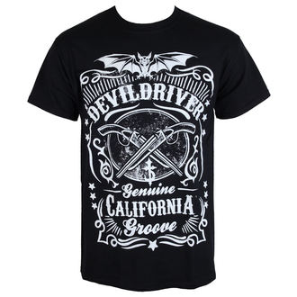 tričko pánské Devildriver - CALIFORNIA GROOVE - RAZAMATAZ