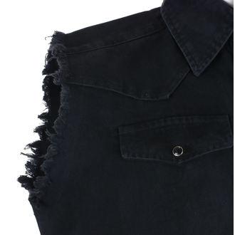 košile pánská bez rukávů (vesta) AC/DC - HIGH VOLTAGE - RAZAMATAZ