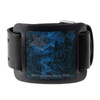 náramek Dark Funeral - WHERE SHADOWS FOREVER REIGN - RAZAMATAZ, RAZAMATAZ, Dark Funeral