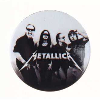 placka Metallica - Group, PYRAMID POSTERS, Metallica
