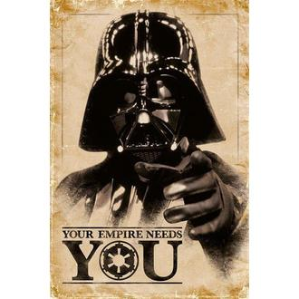 plakát Star Wars - Your Empire Needs You - PP33491