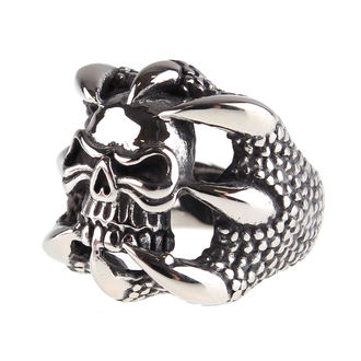 prsten ETNOX - Claw Skull - SR1162