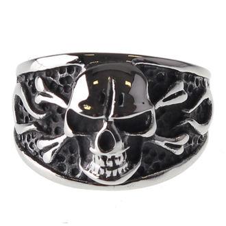 prsten ETNOX - Big Skull - SR1142